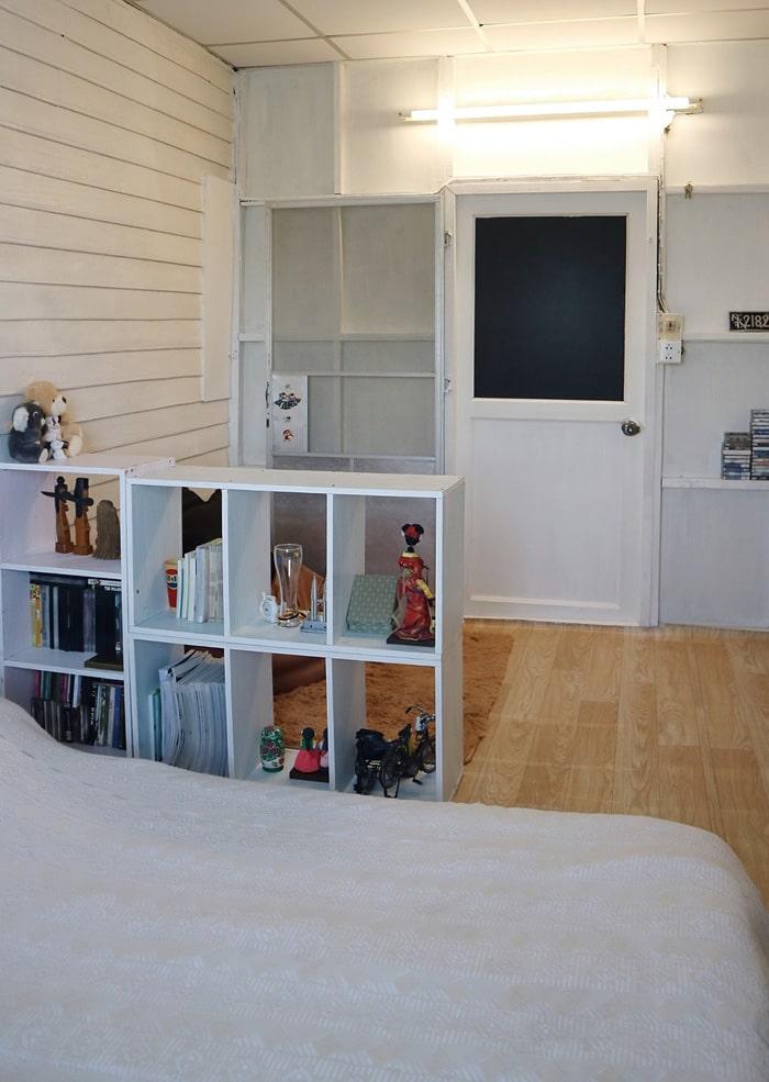 รีโนเวทห้องนอนบ้านไม้เก่า