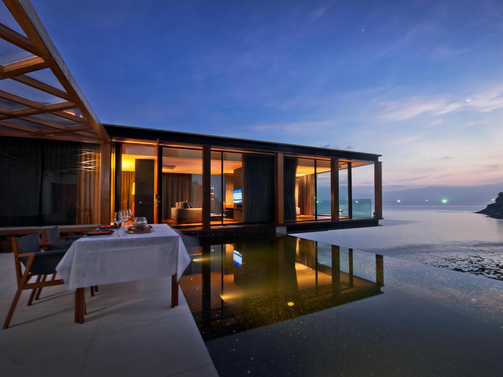 5ที่พัก phuket villas