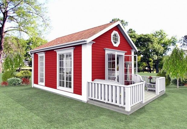10 บ้านสวยด้วยสีแสนอบอุ่น