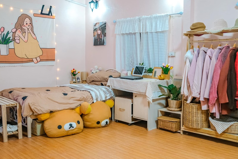 ห้องนอนเล็กๆ