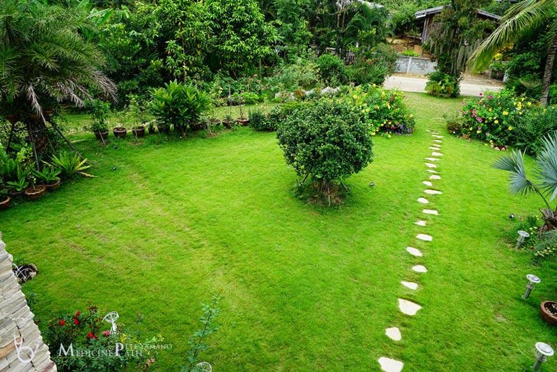 รีวิวพาชมสวนหน้าบ้าน